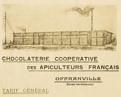 1962 - La chocolaterie