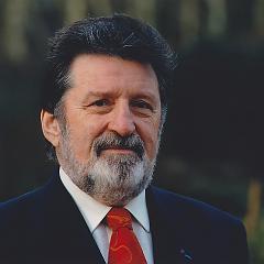 2001 - Jean Dasnias, maire de mars 1971 à mars 2008