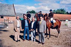 2006 - Le Centre Équestre municipal