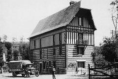 1928 - La minoterie Vauquelin du Hamelet
