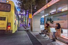 Station d'autobus
